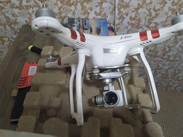 Квадрокоптеры - Кыргызстан: Плюс новый батарейка и пропеллеров. Квадрокоптер в отличном состоянии