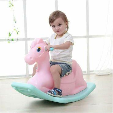 Masina za mlevenje mesa - Sokobanja: = Konjic ljuljaska- Karakteristike:- Pogodna je za decu od 12 do 36