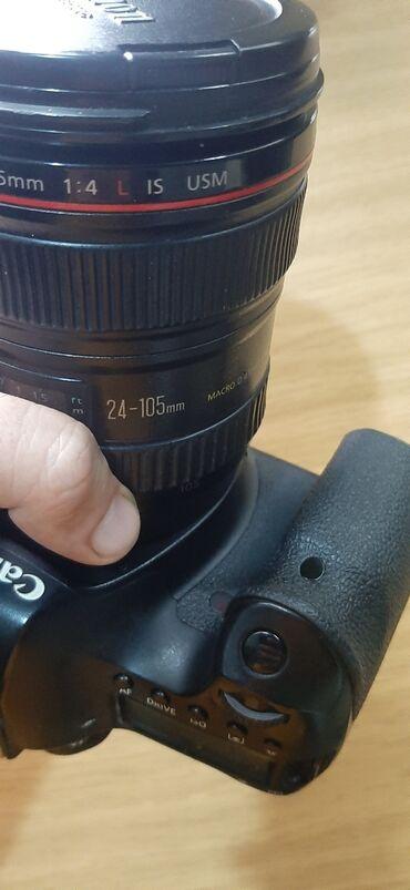 сенсорный фотоаппарат в Азербайджан: Canon 6d 24-105 f4 Fotoaparat şəxsi özümündür heç bir problemi yoxdur