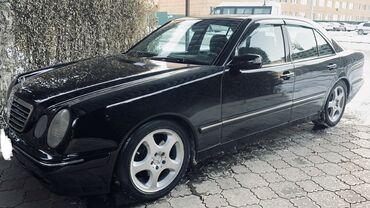 Mercedes-Benz E-Class 4.3 л. 2001