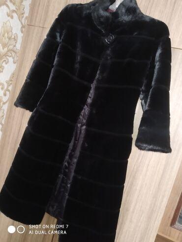 rubashki v kletku s dlinnym rukavom в Кыргызстан: Продаю шубу почти новыйодевала пару раз французский длина, смотрет