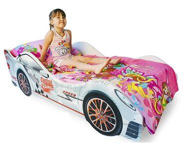 Кровать детский с ортопедическим матрасом
