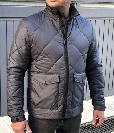 куртка в Кыргызстан: Супер модель. Куртка Brioni, еврозима, деми Подклад холофайбер.Размеры
