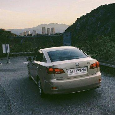 Lexus IS 2.2 l. 2006 | 286000 km