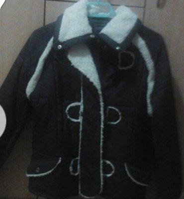 Braon jakna, nova, nije nosene samo stajala par godina u ormaru.. - Sjenica