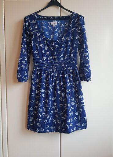 Haljine - Crvenka: Pin up haljina - Perfektna haljinica, made in U.K., meni nažalost