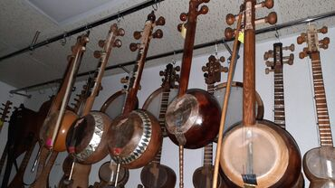 Скрипки - Азербайджан: Скрипки