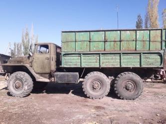 маз фрэнк в Кыргызстан: Продаю урал дизель, двигатель маз 6, бортовой, мотор круговой стандарт