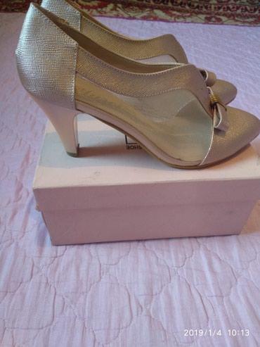 Турецкие, новые туфли. 37 размер в Бишкек