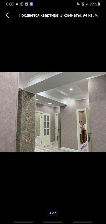 качели железные детские в Кыргызстан: Срочно продается 3х комнатная квартира Мкр.Джал, дом КG group. 94 м2
