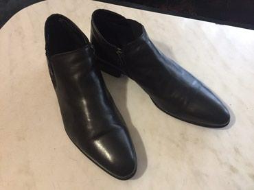 Продаю Мужские итальянские ботинки из натуральной кожи Сезон: осень в