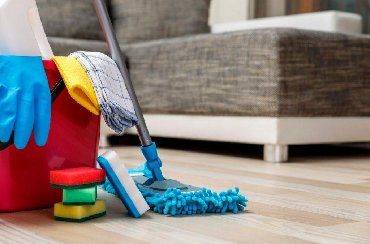 Indoor cleaning | Apartments | Cleaning after renovation
