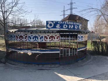 Сдаю помещение. Диаметр юрты около 5м. в Бишкек