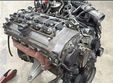 запчасти на мерседес w211 в Кыргызстан: Двигатель на Мерседес w211 2.7дизель на запчасть (постучал)