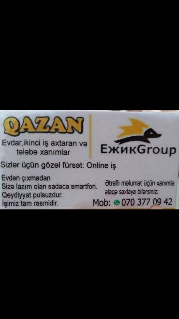anteroom üçün dolaplar - Azərbaycan: Şəbəkə marketinqi məsləhətçisi. 46 yaşdan yuxarı. Axşam saatlarında iş