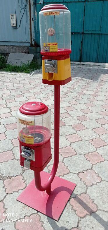 Оборудование для бизнеса - Кыргызстан: Продаю весы настольные производство Корея. Автомат для продажи
