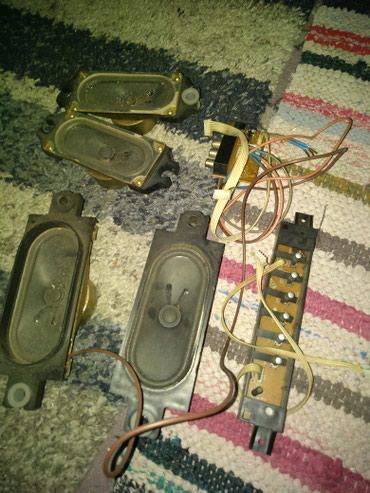 Zvučnici od televizora ispravni 4 komada - Krusevac