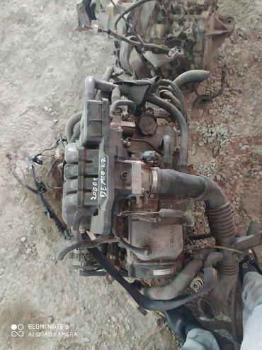 Мазда Демио двигателя привозной из Японии2000 год пробегом