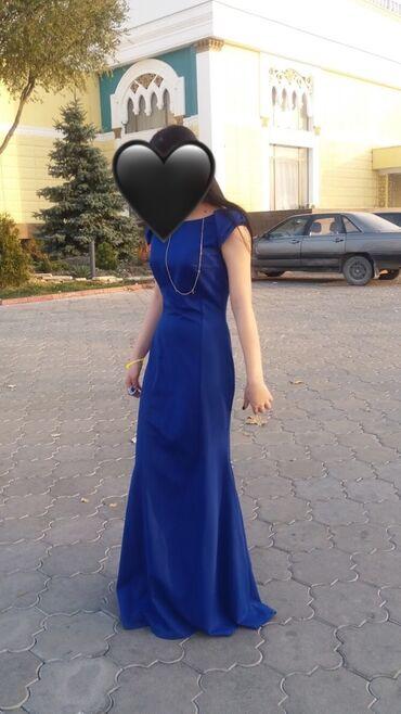 вечернее женское платье в Кыргызстан: Женское вечернее платье состояние б/у хорошее