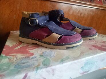 Детский мир - Кыргызстан: Продаю обувь на мальчика и девочку в отличном состоянии. 1) размер 26