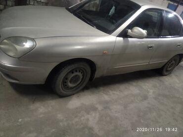 нубира в Кыргызстан: Daewoo Nubira 1.6 л. 2000