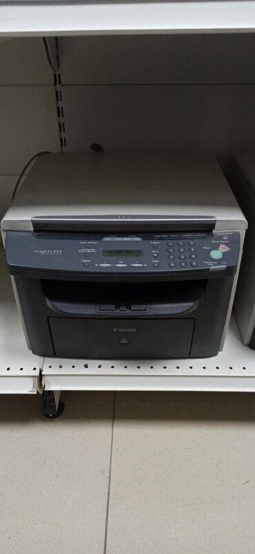 printer mf 4410 в Кыргызстан: МФУ Canon MF 4320d в хорошем состоянии