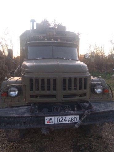 гироскутер за 6000 в Кыргызстан: ЗИЛ 1988