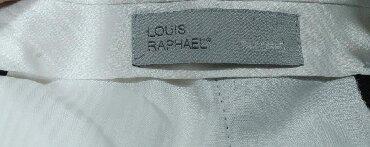 Evropska-usa - Srbija: Louis Raphael crne muske pantalone W36 L32. Pantalone su