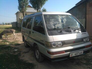 mitsubishi van в Кыргызстан: Mitsubishi L300 2.4 л. 1996 | 380000 км