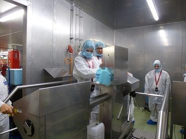 Работа в отделе кулинария - упаковка мясной продукции (для в Бишкек