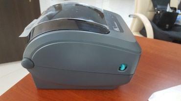 Bakı şəhərində Barkod printer Zebra Gk 420t