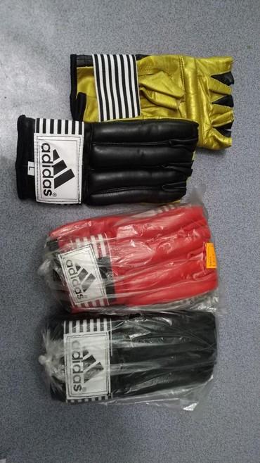 цена-боксерских-груш в Кыргызстан: Снарядки 100% кожа! Спортивный магазин SPORTWORLDKGМатериал: 100%