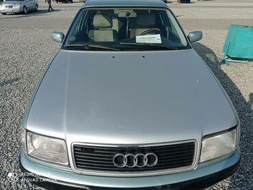 Audi 100 2 л. 1991 | 255501 км