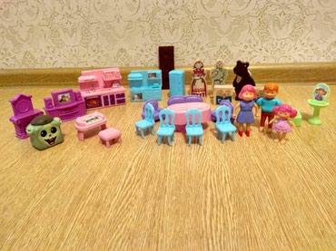 Мебель с Куклами 299с в Бишкек