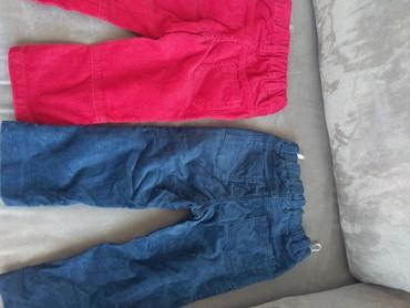 Pantalone c aelastin pamuk - Srbija: C&A pantalonice,86br