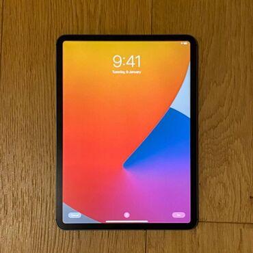 Электроника - Сулюкта: Продам свой iPad Pro с дисплеем 11 дюймов, памятью 256 ГБ. Поддерживае