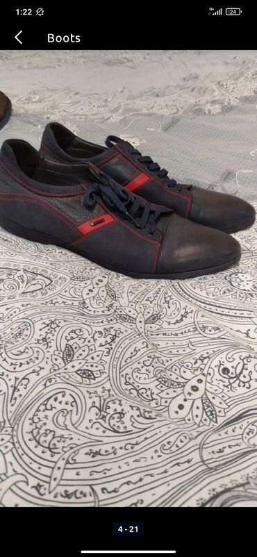 Срочно продаю мужскую обувь размер 45-46 фирменная. состояние
