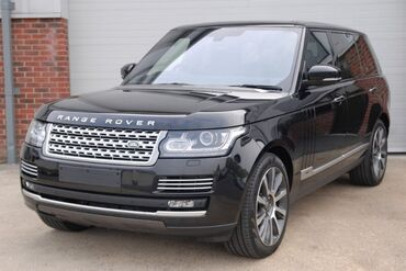 Land Rover - Кыргызстан: Land Rover Range Rover 4.4 л. 2014
