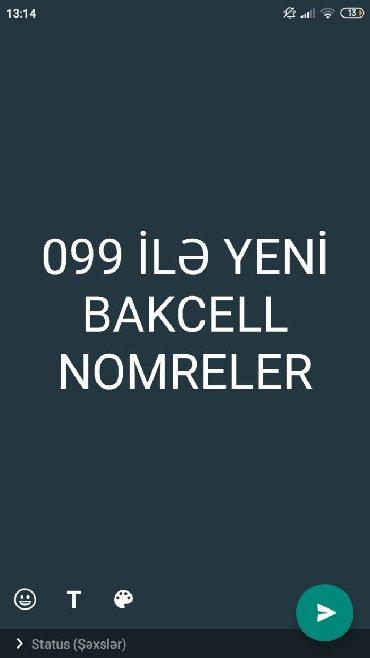 bakcel - Azərbaycan: 099 891 92 91. İstədiyiniz nömrəni əldə edə bilərsiz. Vatsapla