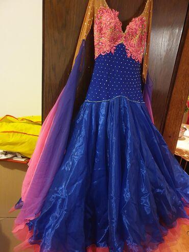 Plesna haljina, standard plesove za kategoriju odrasle, koriscena