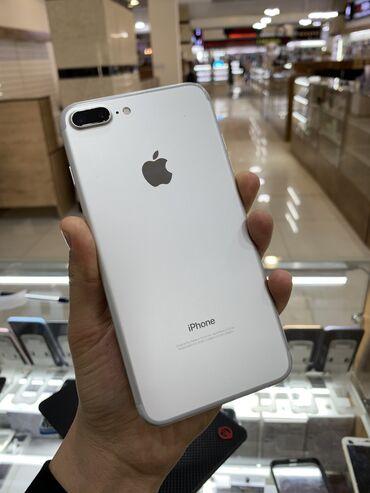 IPhone 7 Plus | 128 ГБ | Белый | Б/У | Гарантия