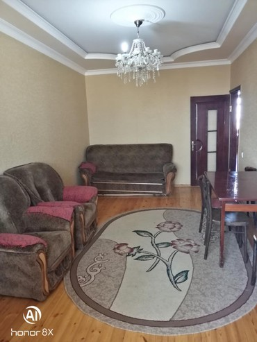 buzovna bina evleri в Азербайджан: Сдается квартира: 3 комнаты, 72 кв. м, Бильгя