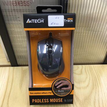 мышка-бишкек в Кыргызстан: Мышка для компьютера А4TECH N-500F  Цена:650сом