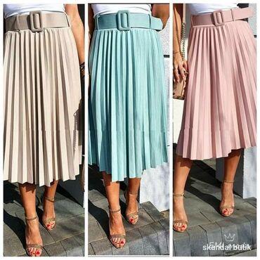6030 oglasa: Plisirane suknje