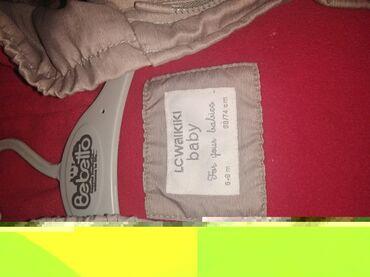 Детский мир - Ала-Тоо: Продаю зимний комбинезон. Цвет нейтральный серый. Размер с 6-9