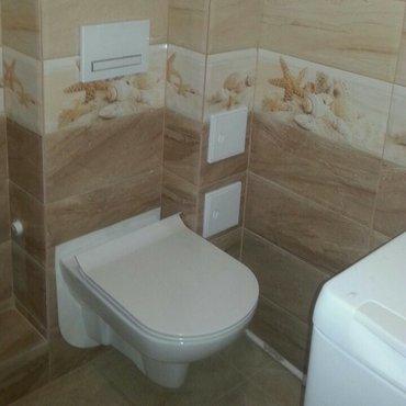 Профессиональный ремонт ванной комнаты под ключ. гарантия до 4 года... в Бишкек