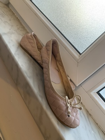 baletka - Azərbaycan: 36 razmer baletka PiNK-den 30 manata alinib