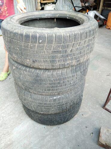 Vozila - Becej: Prodaju se gume 4zimske i 3letnje i 4 gume m+s 205*55 cena 1000 dinara