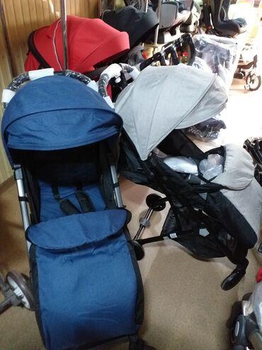 Коляски - Кыргызстан: Прогулочные коляски чемодан . Зима лето! . Чехол утеплённый на ножки