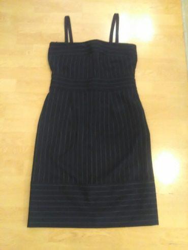 Pamucna haljina postavljena kvalitetna - Bajina Basta